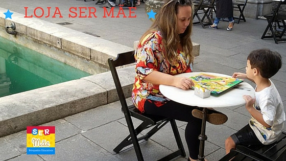 Blog Loja Ser Mãe