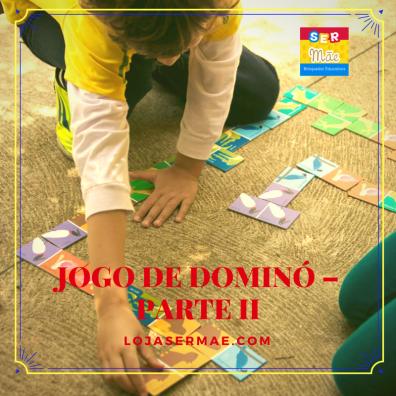 JOGO DE DOMINÓ – PARTE II (1)