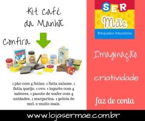 Kit Caféda Manhã