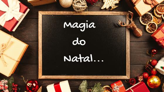 A Magia do Natal nos Shoppings da Cidade do Rio deJaneiro